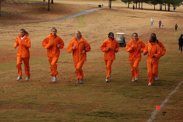 2008 NCAA Division I South Region Championships Cross Country - Women