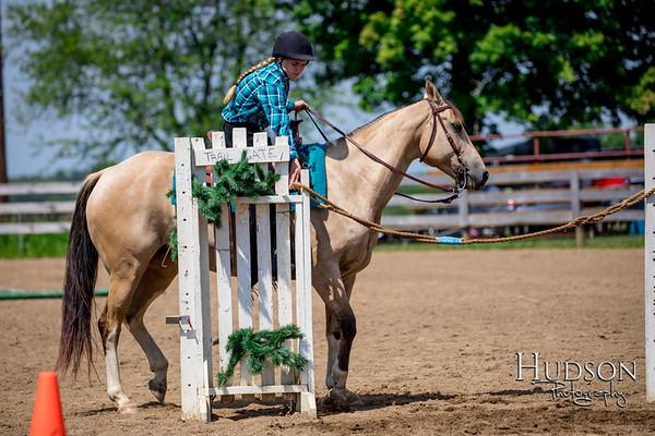 35 Open Trail Horse Sr