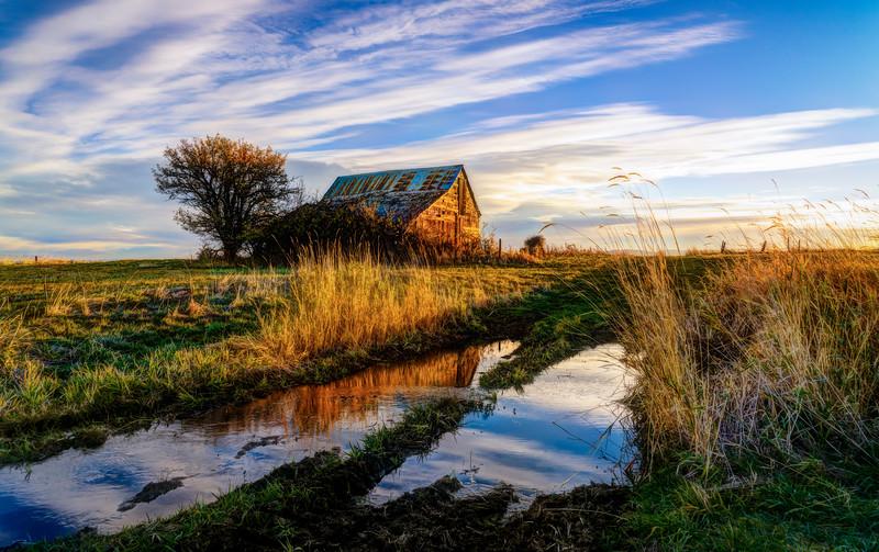 Hashagen Sunrise Reflection