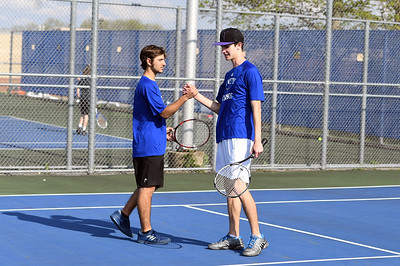Doubles: Pedro and Ryan