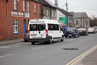 Portlaoise (Bus), 12-04-2019