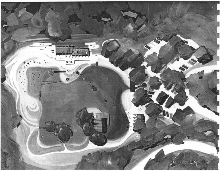 1971, Lake Recreation Area