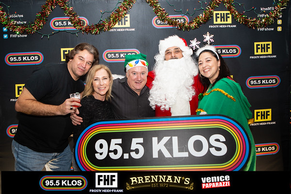 4th Annual Frosty, Heidi & Frank Reinbeer Games by 95.5 KLOS