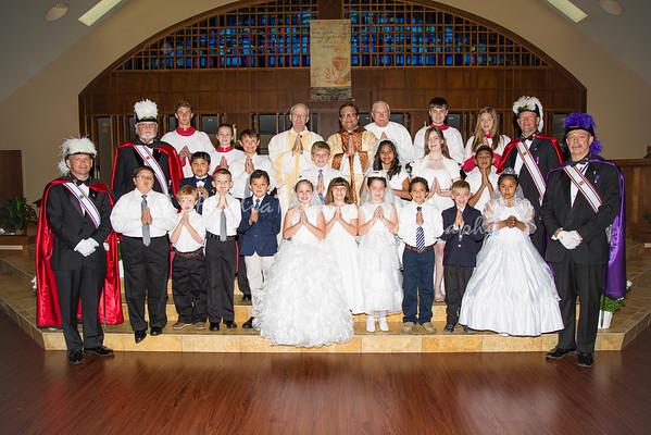 2013 1st Communion