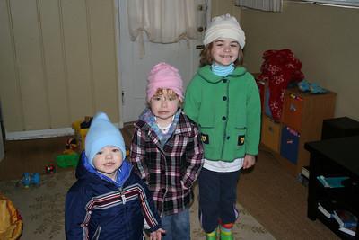 Snow Day 03/01/2009