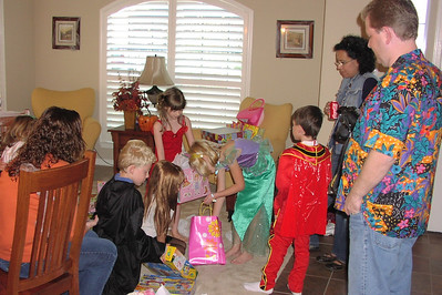 Taylor's 8th Birthday Party