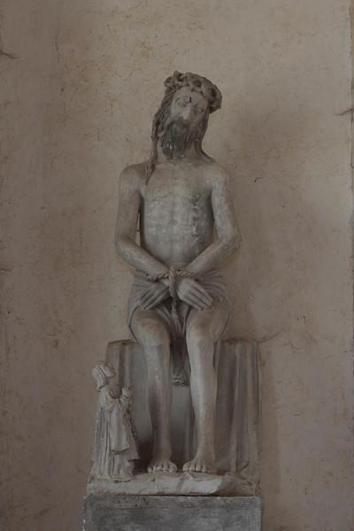 Chaource, Eglise Saint-Jean-Baptiste - The Man of Sorrows