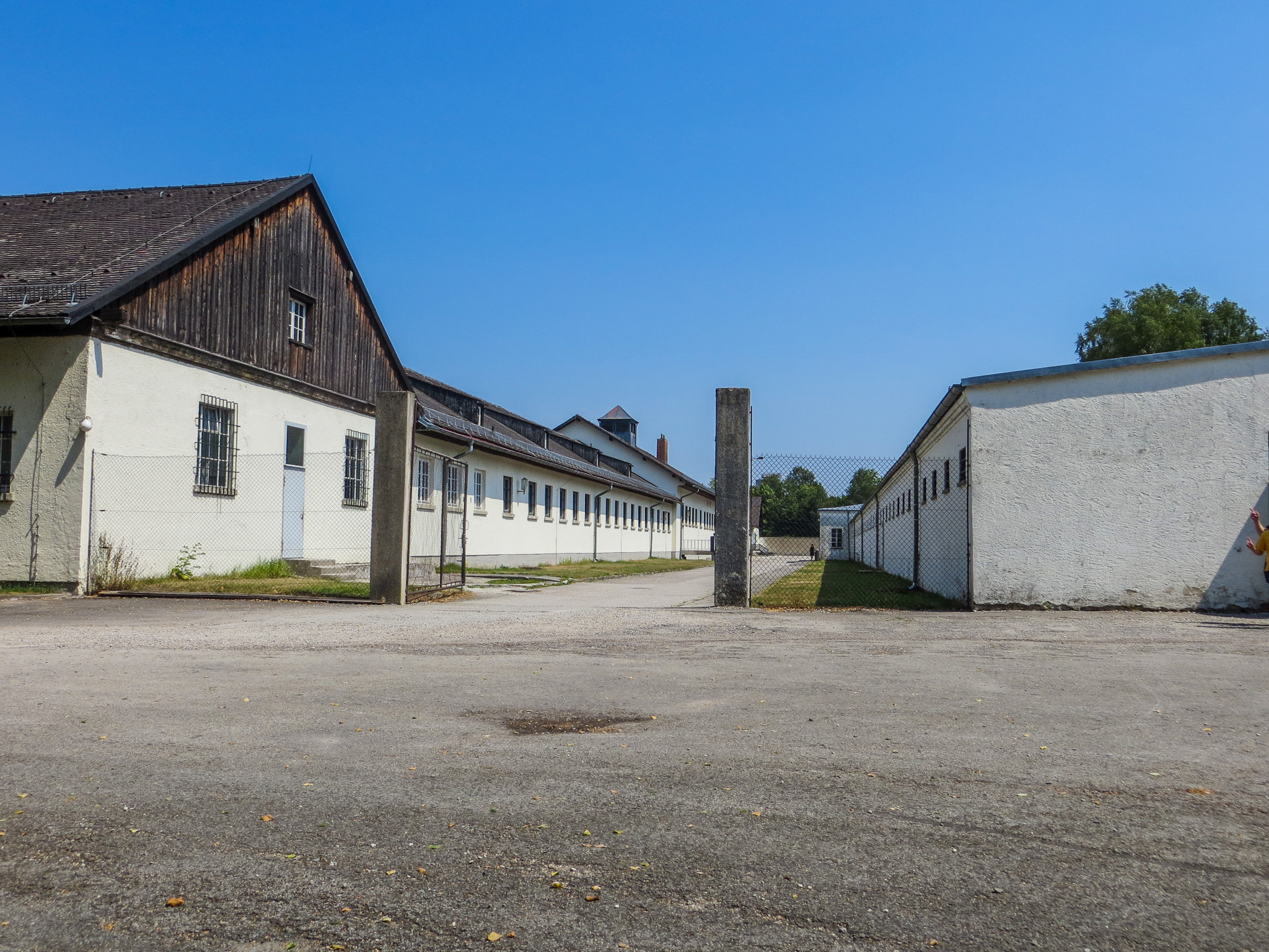 a trip to dachau from munich will leave you stunned