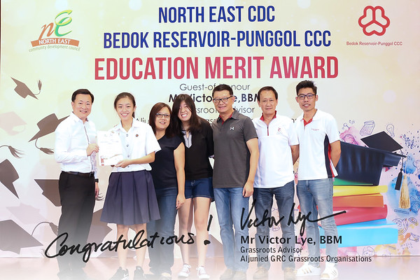 032617  Education Merit Award @ Damai Secondary School ( Part 1 )