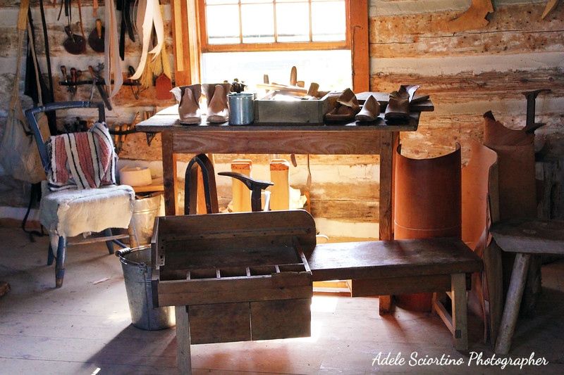 Shoe Makers Table
