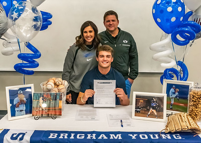2019-11-13 Cooper Vest BYU Letter of Intent Signing Ceremony
