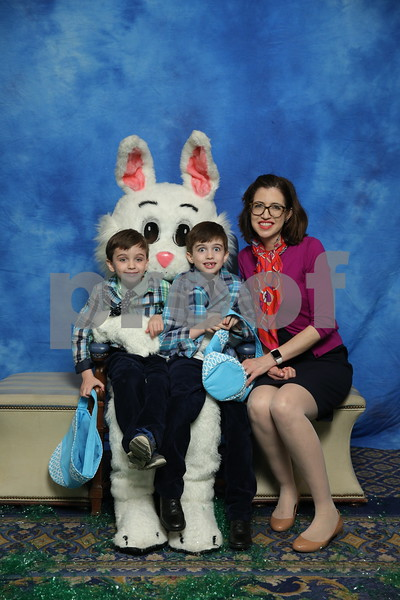 Union League Club Brunch with the Easter Bunny 3-23-18