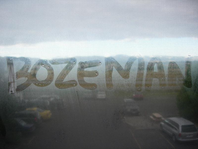 Bozeman Super 8 motelBozeman, MT