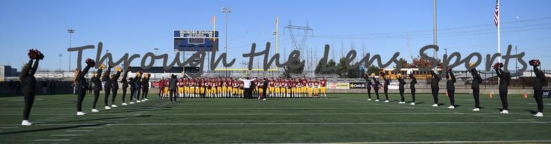 Central Catholic vs. Barlow Playoff High School Football