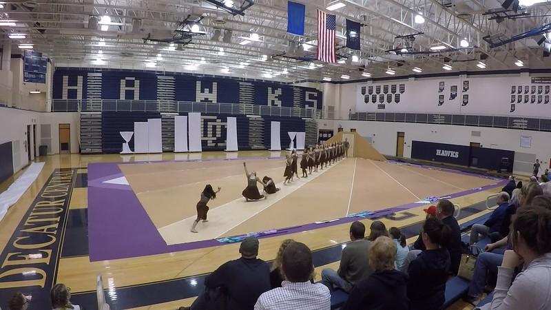 2017 Winter Showcase - Varsity Guard Video