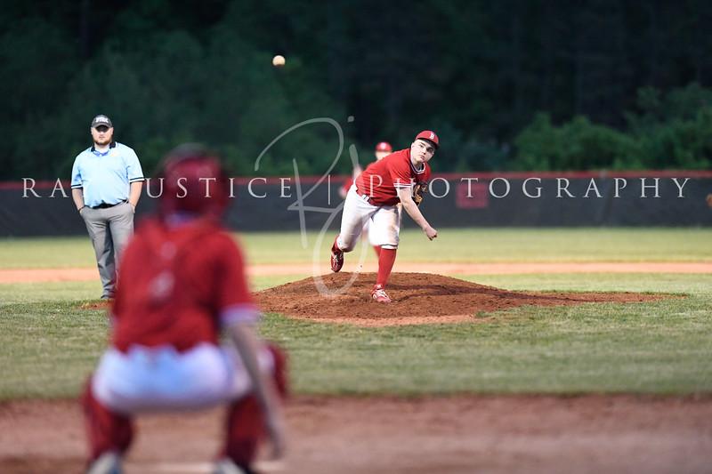 BMS Baseball 8th Grade Night