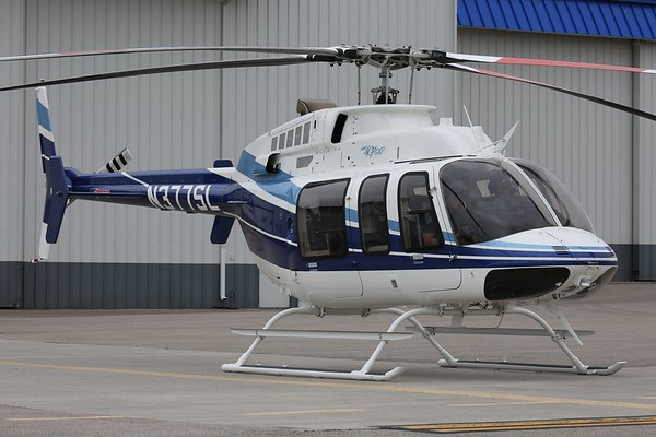 2015 Bell 407, Boise, 12May18