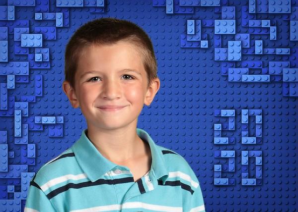 Shawn Thomas - Second Grade