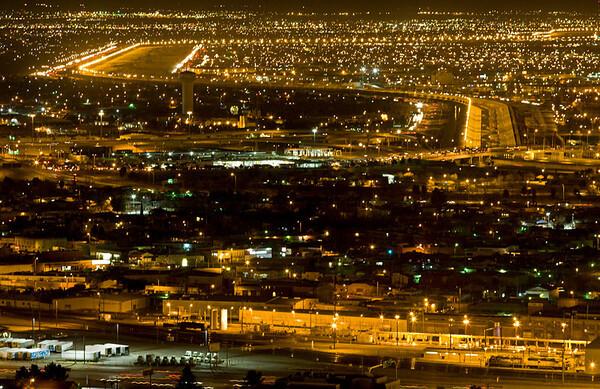 Deming NM to El Paso TX