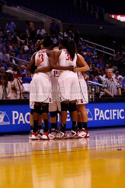 Pac-10 Championship Game - Stanford v UCLA 03/12/2011