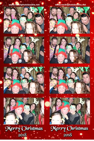 Multiple Law Firms Christmas Party