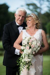 Audrey & Barry's Wedding