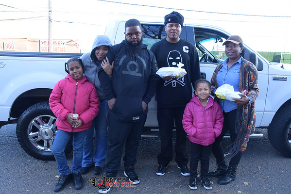 2nd ANNUAL Thanksgiving Food Drive
