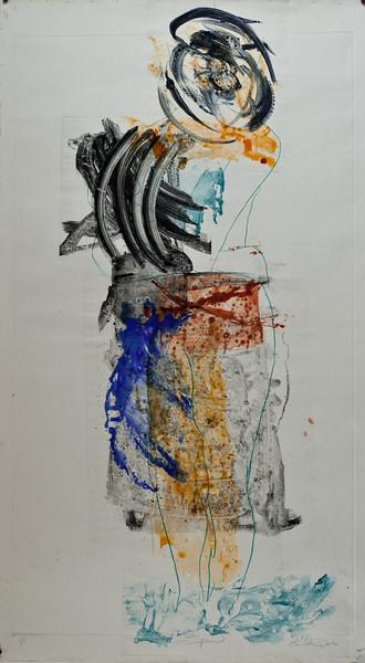 Shari Davis - painter and printmaker