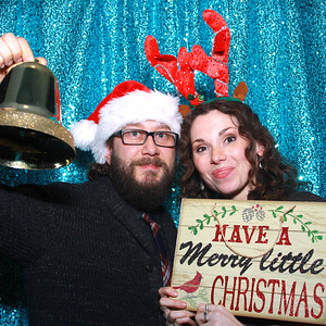 2019.12.16 - Drury Lane Christmas Party Photo Booth