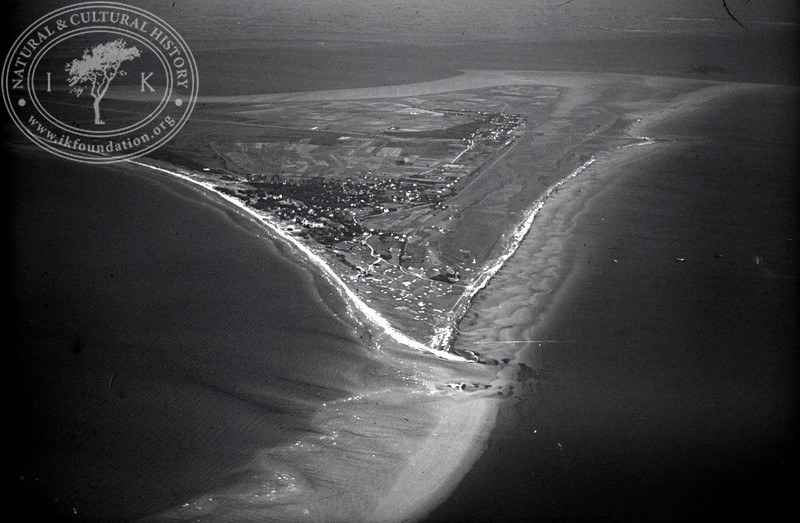 Måkläppen reef/islet and Falsterbo town   MISC.0007