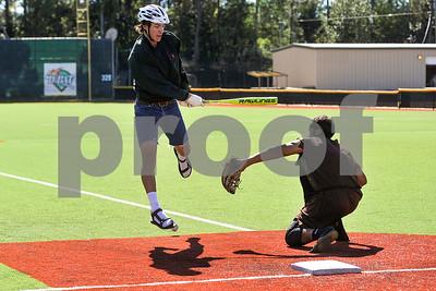 10/25/17 Tyler Junior College Halloween Baseball Game by Chelsea Purgahn