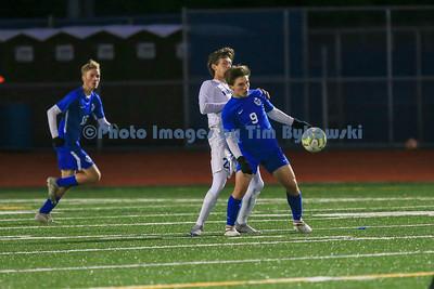 Boys Soccer vs Brainard