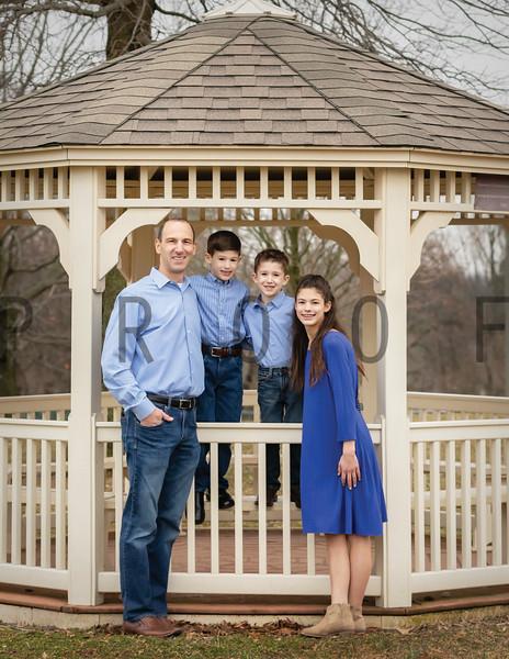 Cramer Family Portraits