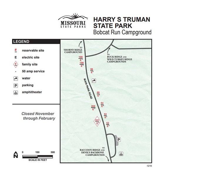 Harry S. Truman State Park (Bobcat Run Campground)