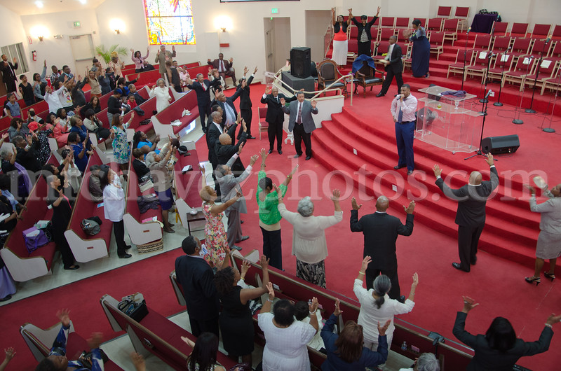 Atmospheric Anointing - Part 3