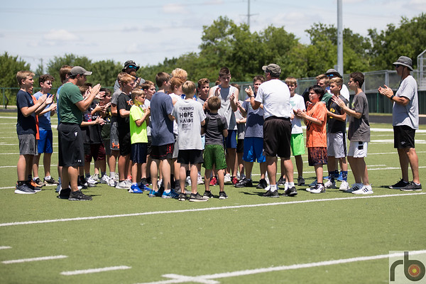 2019 LCA Summer Football Camp