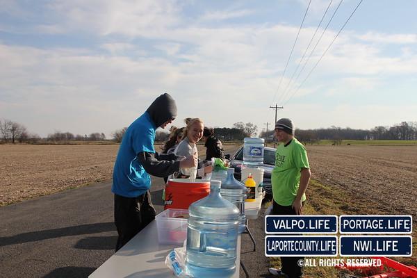 2012 Valpo 13.1 Half Marathon