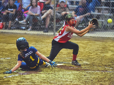 OGSO: North Ridgeville Diamond Belles win Class A district title