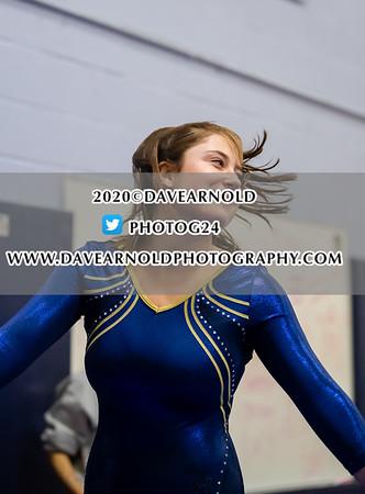 1/17/2020 - Varsity Gymnastics - Needham