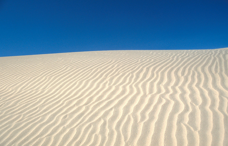 Sand waves, Death Valley National Park, California