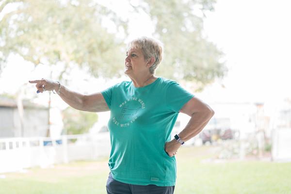 Coaching with Judy Harris