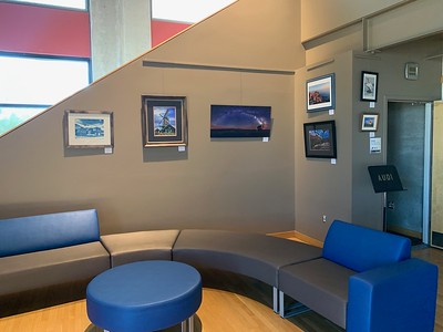 Broomfield Photo Club's photography show at the Audi