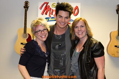 2012-03-01 - Mix 100 - Adam Lambert