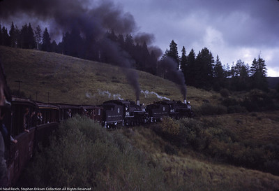 Cumbres and Toltec Scenic RR