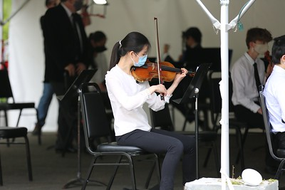 16 May 21 Philharmonia Outdoor Concert
