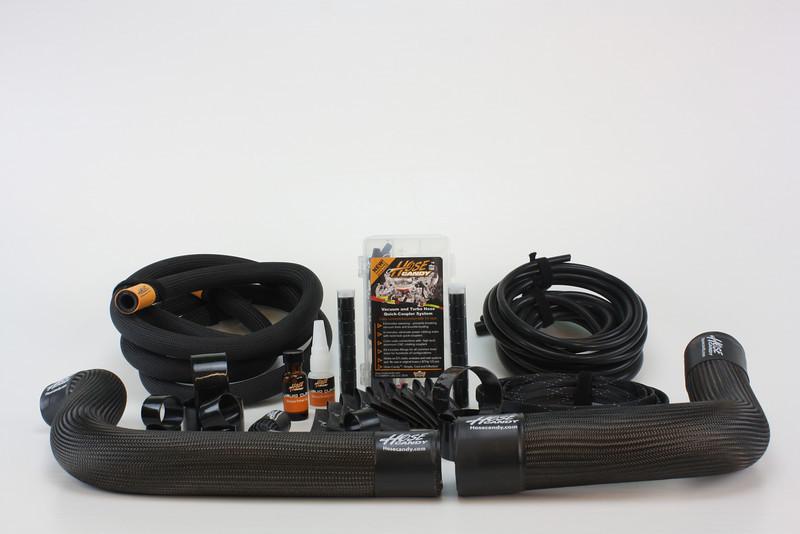 HC Mustang kit  complete carbon fiber angle1 IMG_0358.JPG