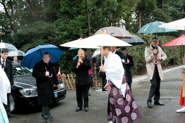 Event 2010 Visit by Prime Minister Lars Løkke Rasmussen - Kamakura