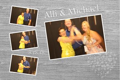 Alli & Michael