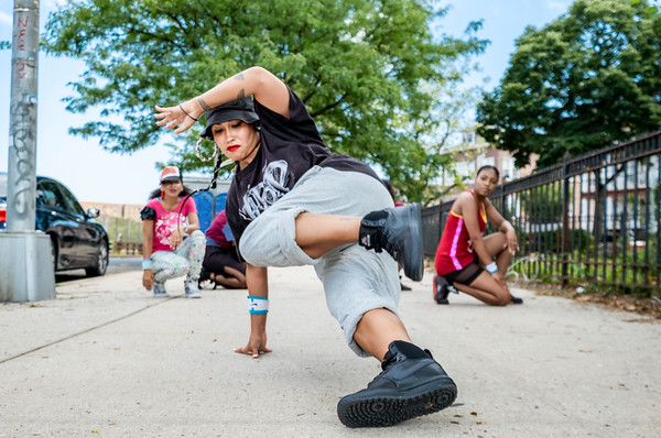 Hip Hop DANCE - 47th Anniversary of this Art Form Celebrated by BronxNet TV