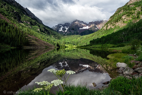 Colorado and Maroon Bells 2015